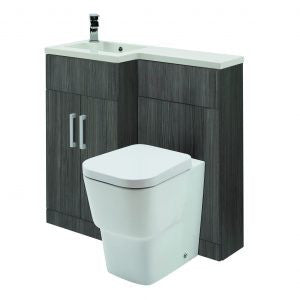 Aquatrend Cloakroom Combination Unit