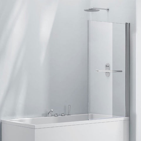 Square Shower Bath Screen