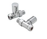 Chrome Radiator Valves