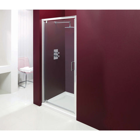 Vivid Entrée Pivot Door and Shower Tray Pack