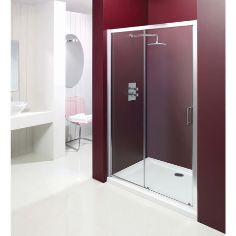 Vivid Entrée Sliding Door Shower Enclosure