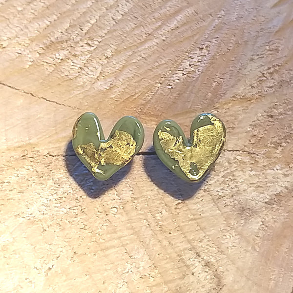 Scottish Handmade Glass Earrings