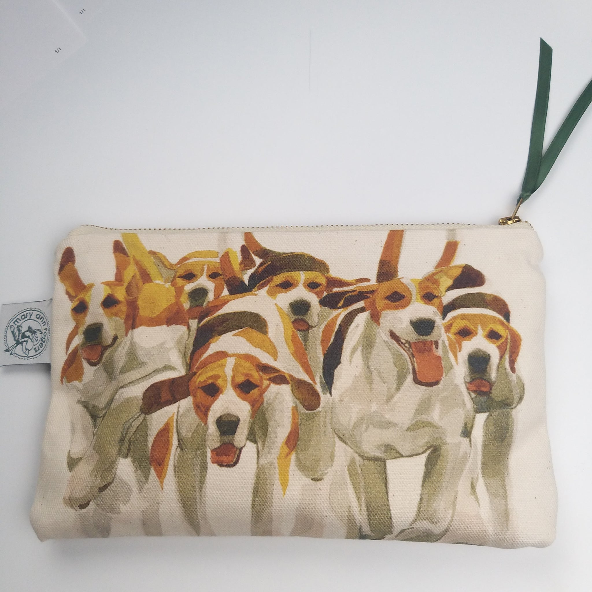 Mary Ann Roger's Cosmetic Bag