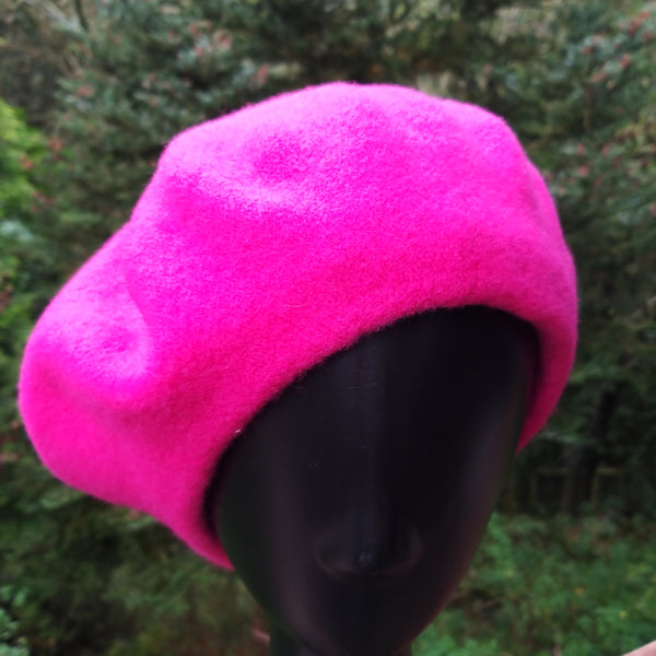Kopka Stunning Supersoft Wool  Beret