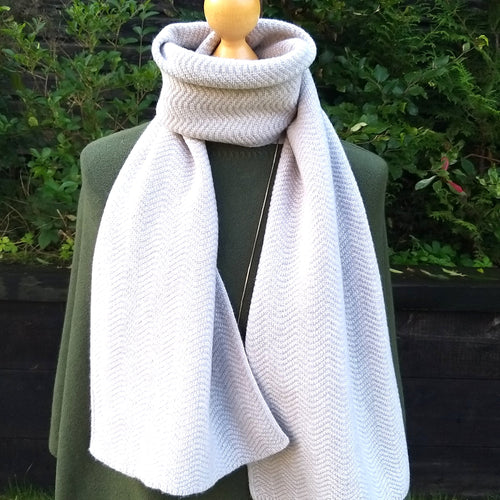 Cashmere and Merino Unisex Scarf
