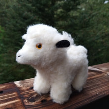 Handmade Woolly Sheep