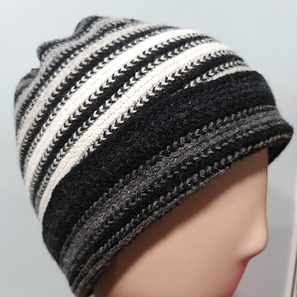 Scottish Unisex Lambswool Beanies