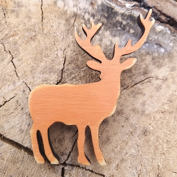Scottish Stag Brooch