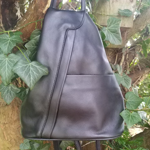 Supersoft Leather Backpack
