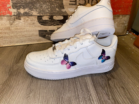 Copy of Nike AF1 custom - butterfly 🦋