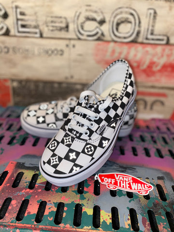 Vans custom check - One off