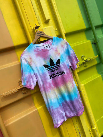 Adidas custom Candy crush T-shirt