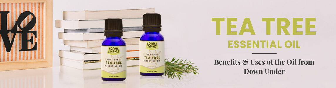 Tea Tree Essential Oil: Amazing Benefits and Uses of the Oil from Down Under