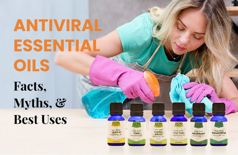 Antiviral Essential Oils: Facts, Myths, & Best Uses (Updated April 2020)
