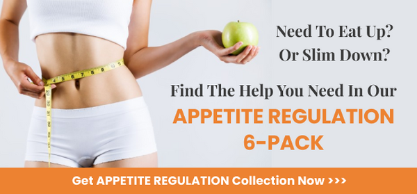 DIY recipe for appetite regulation