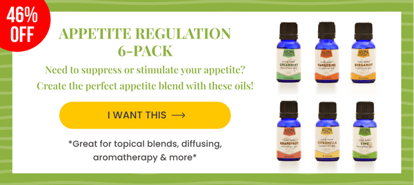 Appetite Regulation Oils for Succulent Diffuser | Aroma Foundry