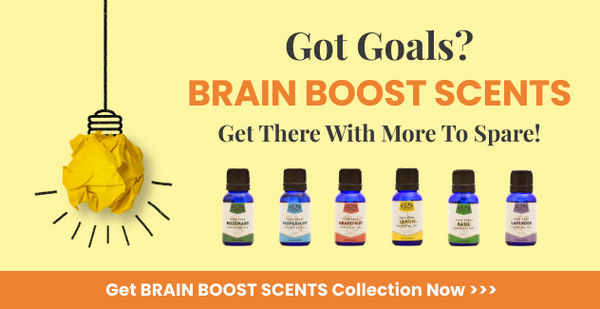 essential oils for cognitive function