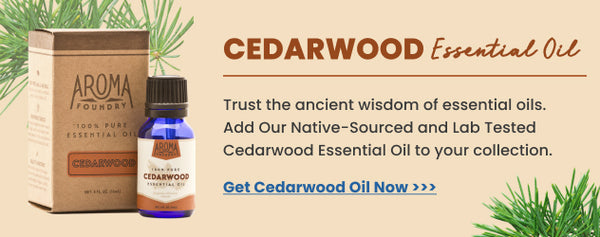 Buy Cedarwood Essential Oil