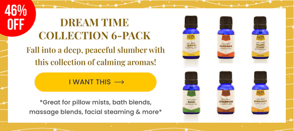 Dream Time Oils for Succulent Diffuser   Aroma Foundry