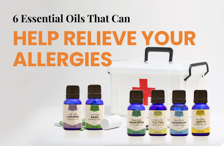 6 Essential Oils That Can Help Relieve Your Allergies (and How to Use Them, Too)