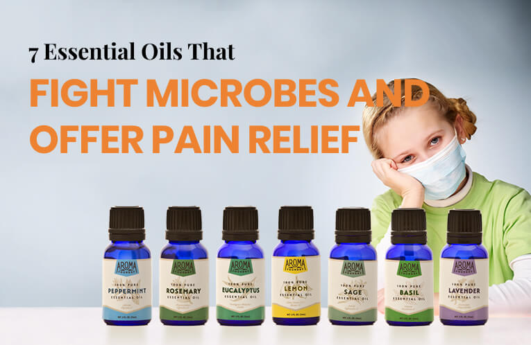 Sore Throat No More: 7 Essential Oils that Fight Microbes and Offer Pain Relief