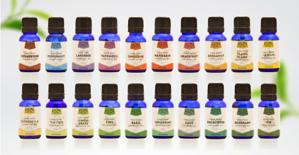 Full essential oil collections