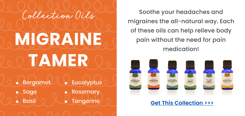 The Best Essential Oils for Headache Relief