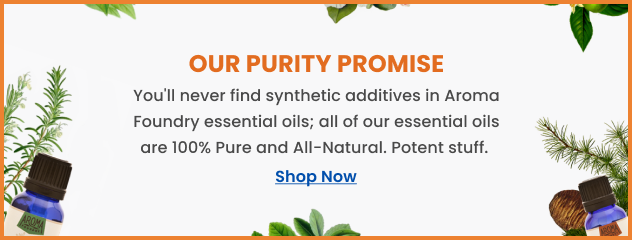 Pure and All Natural Essential Oils with No Additives