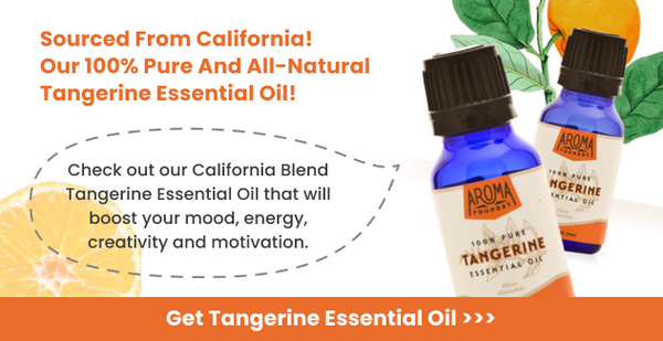 Tangerine Essential Oils