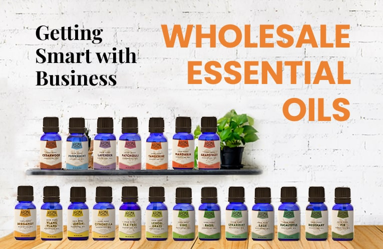 Getting Smart with Business: Wholesale Essential Oils