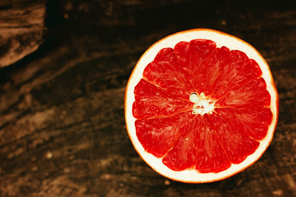 Grapefruit Essential Oil Is Made from the Fruits' Peels