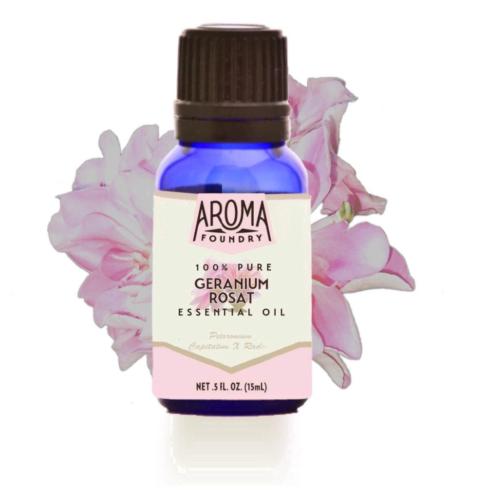 Load image into Gallery viewer, Geranium Rosat (Rose) Essential Oil