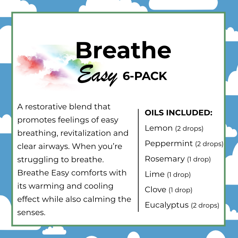 Breathe Easy 6-Pack