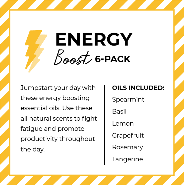 Energy Boost 6-Pack