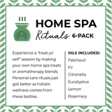 Home Spa Rituals 6-Pack