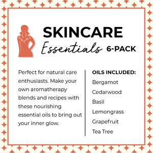 Load image into Gallery viewer, Skin Care Essentials 6-Pack