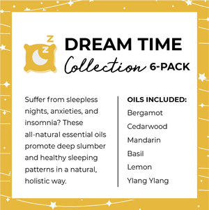 Dream Time Collection 6-Pack