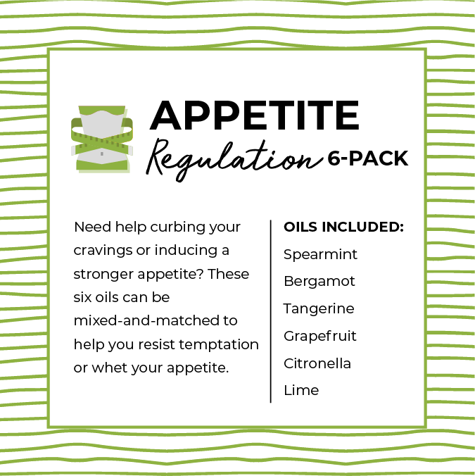 Appetite Regulation 6-Pack