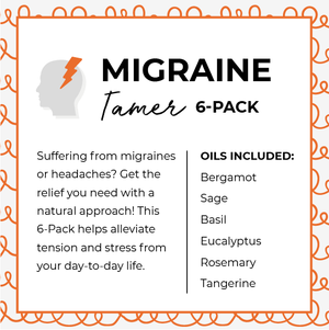 Load image into Gallery viewer, Migraine Tamer 6-Pack