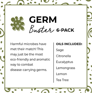 Germ Buster 6-Pack