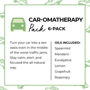 Load image into Gallery viewer, Car-Omatherapy 6-Pack