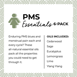PMS Essentials 6-Pack