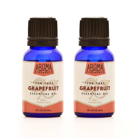 Grapefruit Essential Oil Bottles at a Bargain Price