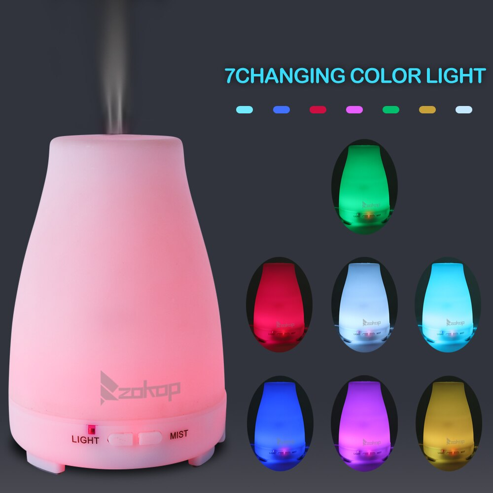 7 Color Diffuser W/Remote