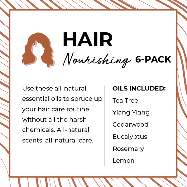 Hair Nourishing 6-Pack