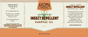 INSECT REPELLENT CONCENTRATE BLEND