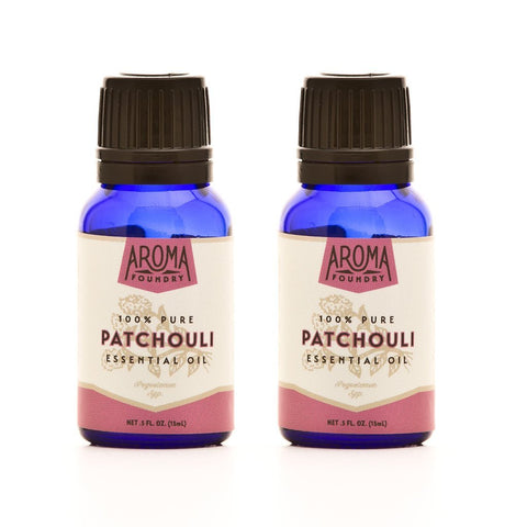 Patchouli Essential Oil Bottles Bargain Price