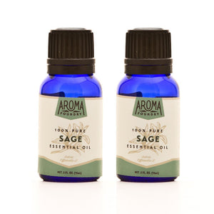 Load image into Gallery viewer, Sage Essential Oil