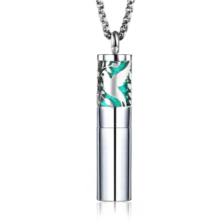 Ubelieve Essential Oil Diffuser Necklace - Dove