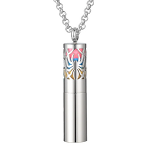 Whistle Style Personal Diffuser Necklace